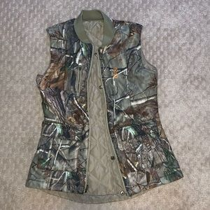 SHE Camo outdoors Camo reversible vest